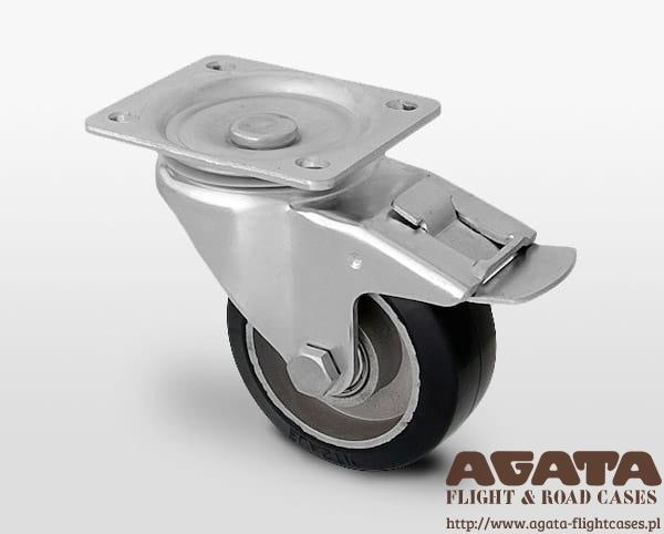 Chwalebne AGATA ᐅ Skrzynia transportowa FLIGHTCASE 80 x 40 x 40 cm VO54