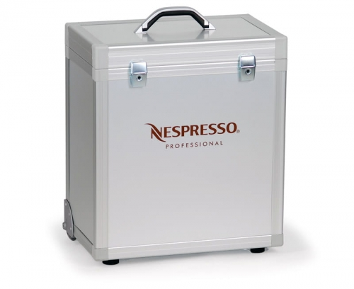 Kufer na ekspres do kawy Nespresso Zenius