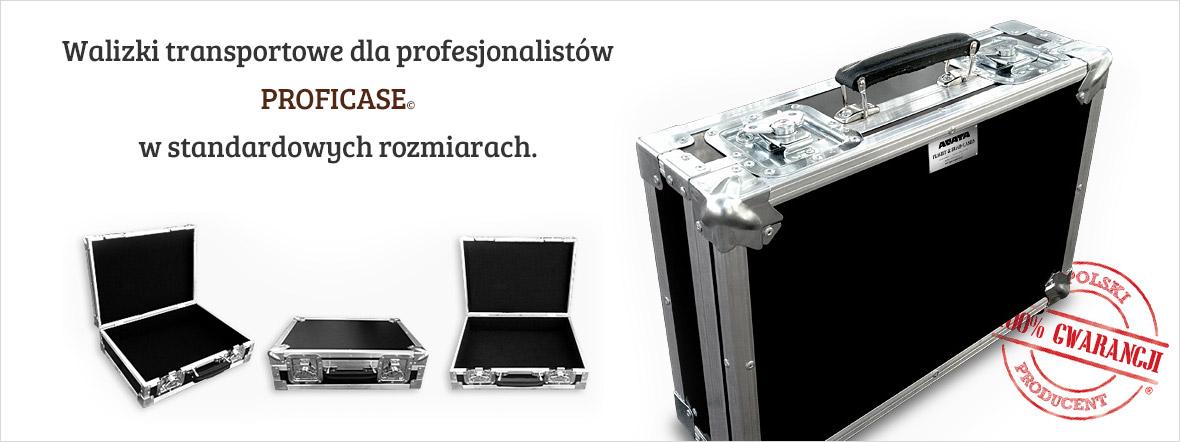 2a531ed1129e5 AGATA ᐅ Skrzynie, kufry transportowe FLIGHTCASE, walizki prezentacyjne